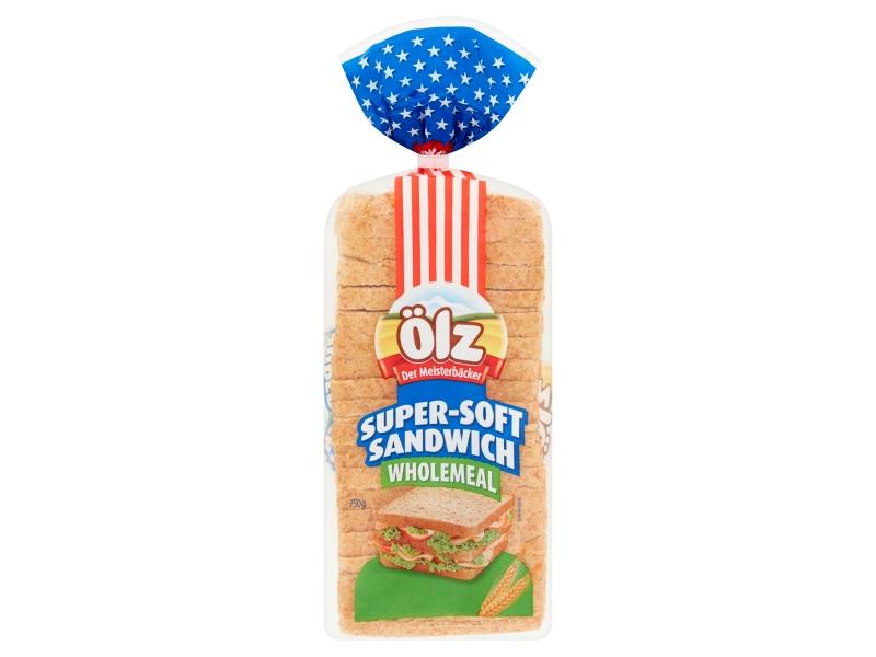 Ölz Super soft sandwich celozrnný 750g