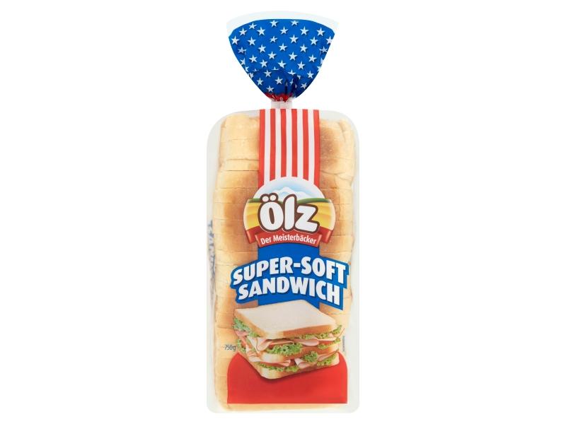 Ölz Super soft sandwich pšeničný 750g