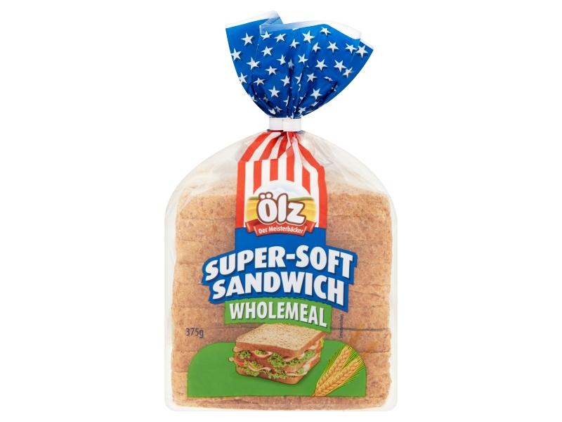 Ölz Super soft sandwich celozrnný 375g