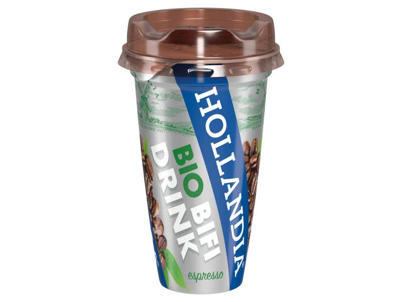 Hollandia BIO Bifi drink espresso 230g