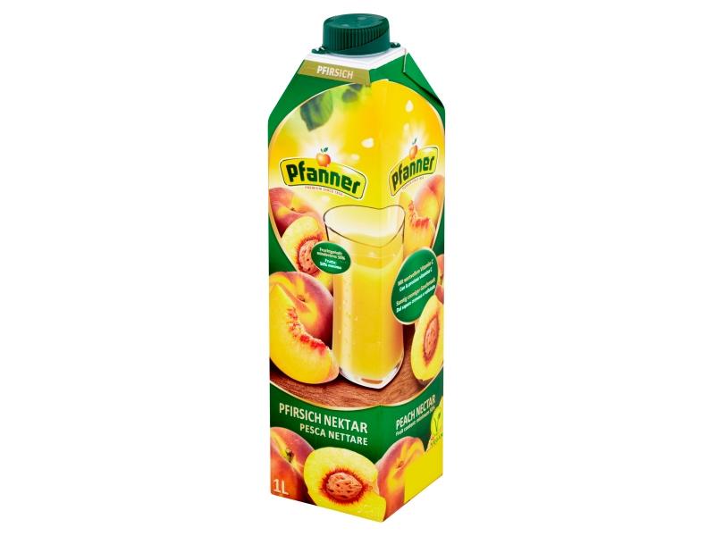 Pfanner Broskvový nektar 1l