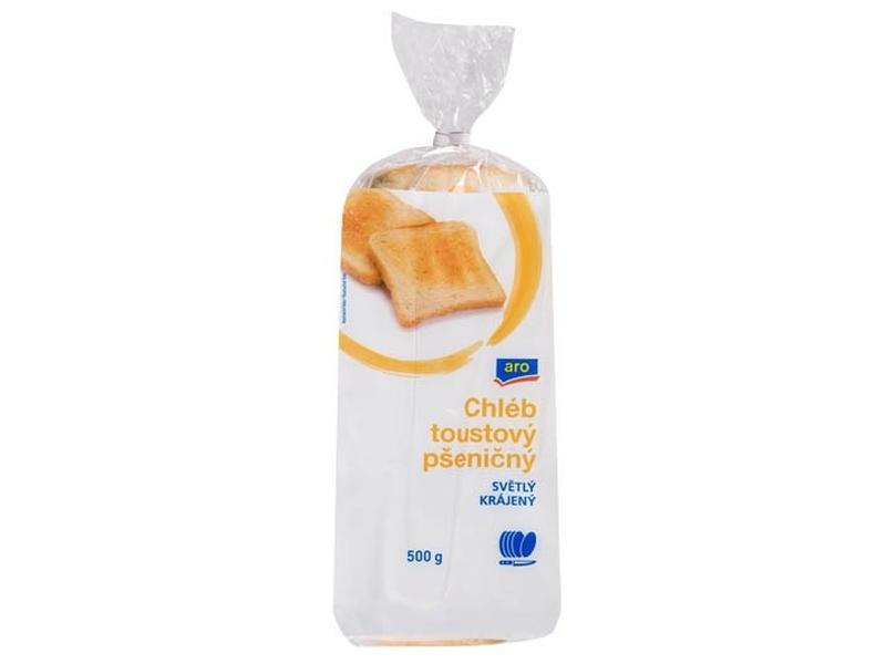ARO Chléb toustový světlý 500g