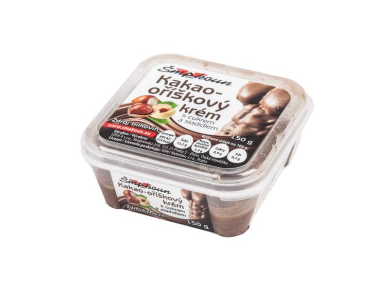 Šmakoun Kakao-oříškový krém 150g