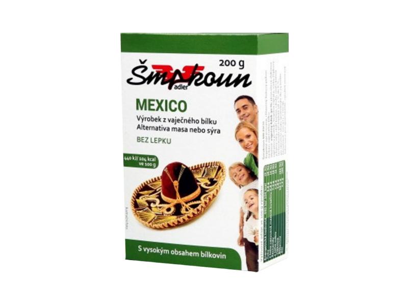 Šmakoun s příchutí mexico 200g