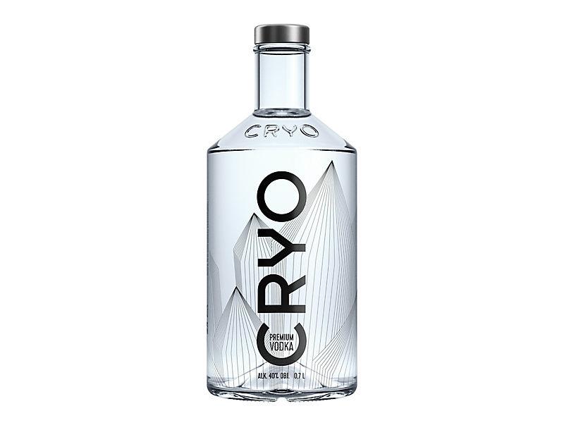 Cryo Premium vodka 40% 700ml