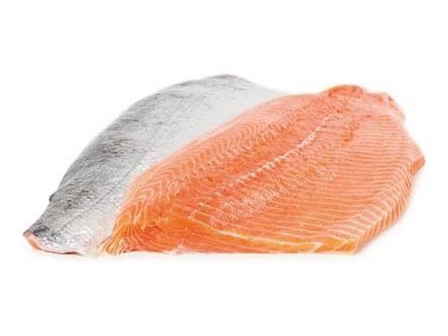Losos obecný filet s kůží (Trim D) cca 1,5kg