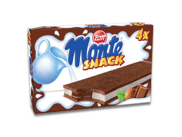 Zott Monte Snack, multipack 4x29g