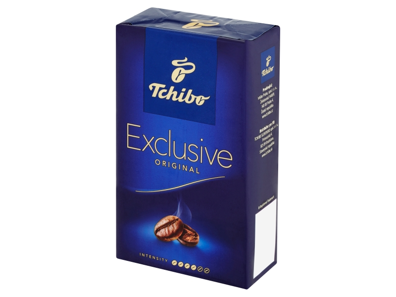 Tchibo Exclusive Original pražená mletá káva 250g