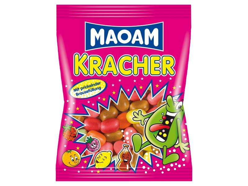 Maoam Kracher Žvýkací bonbóny 200g