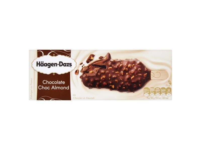 Häagen-Dazs Chocolate Choc Almond nanuk 80ml