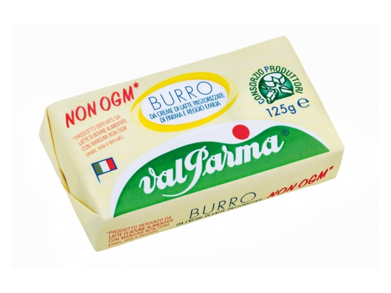 ValParma Line Butter, 125g