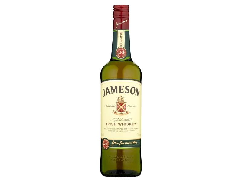 Jameson Irish Whiskey 40% 700ml