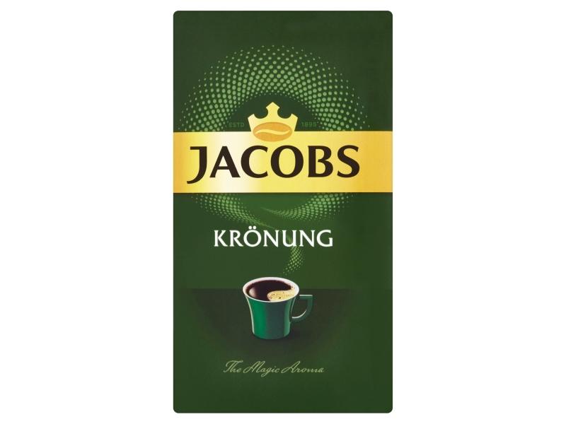 Jacobs Krönung Káva pražená mletá 250g