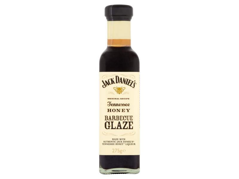 Jack Daniel´s Tennessee Honey Barbecue omáčka Glaze 275g