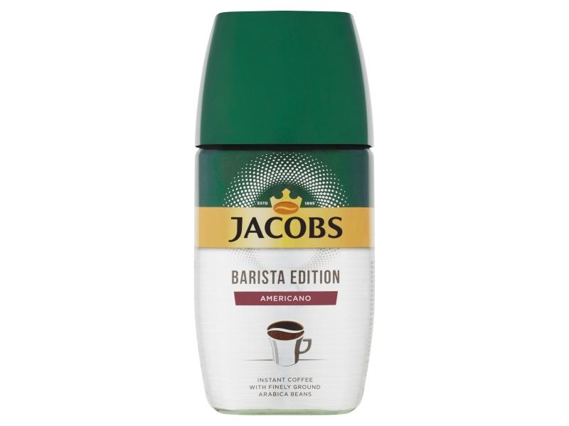 Jacobs Barista Edition Americano rozpustná káva 155g