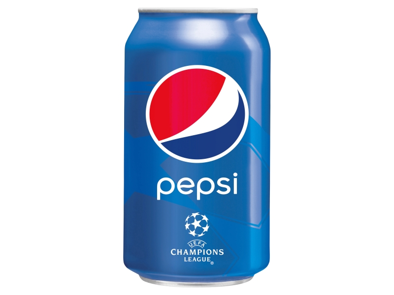 Pepsi Cola 330ml, plech