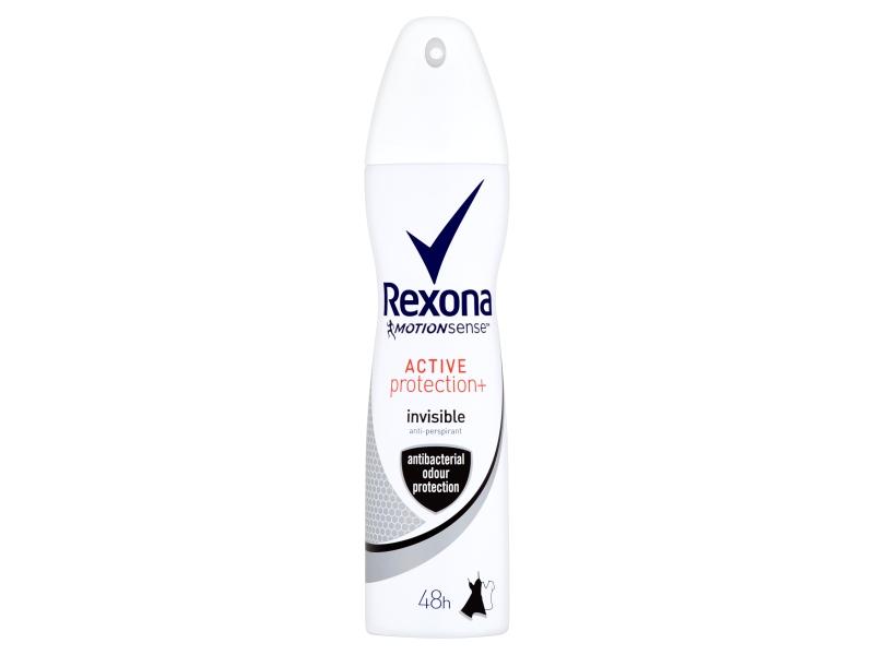 Rexona Active Protection + Invisible antiperspirant sprej 150ml