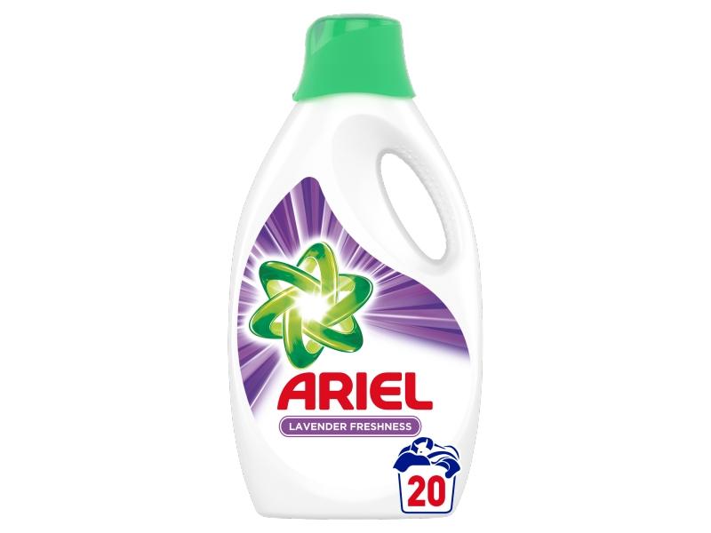 Ariel Lavender Prací gel (20 praní) 1,1L