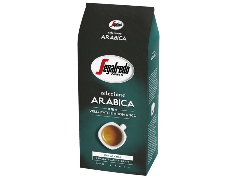 Segafredo Selezione Arabica Káva zrnková 1kg