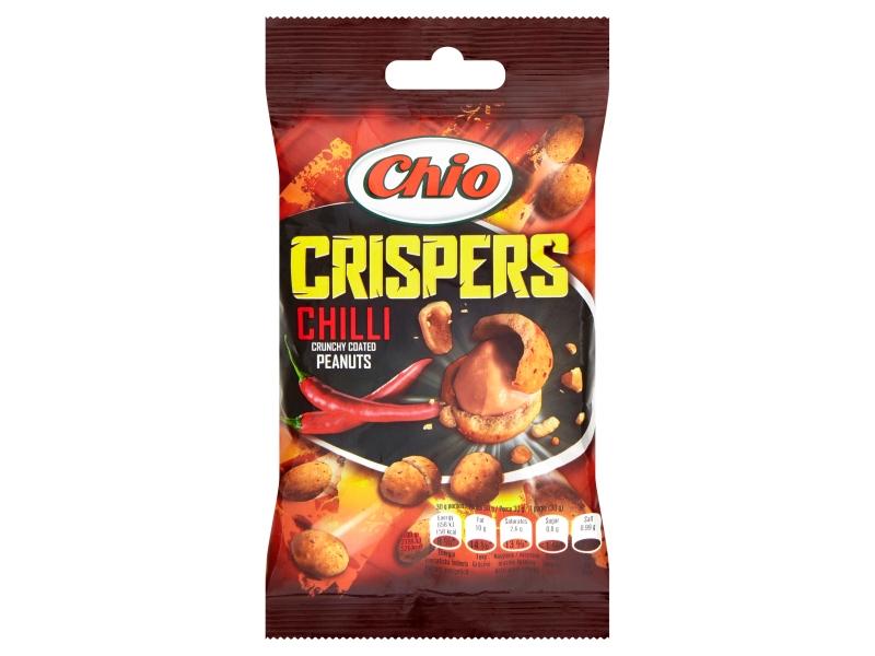 Chio Crispers Chilli arašídy loupané 65g