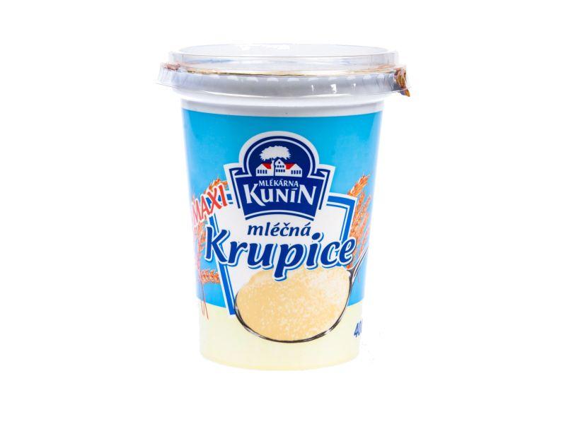 Kunín Mléčná krupice natural MAXI 400g