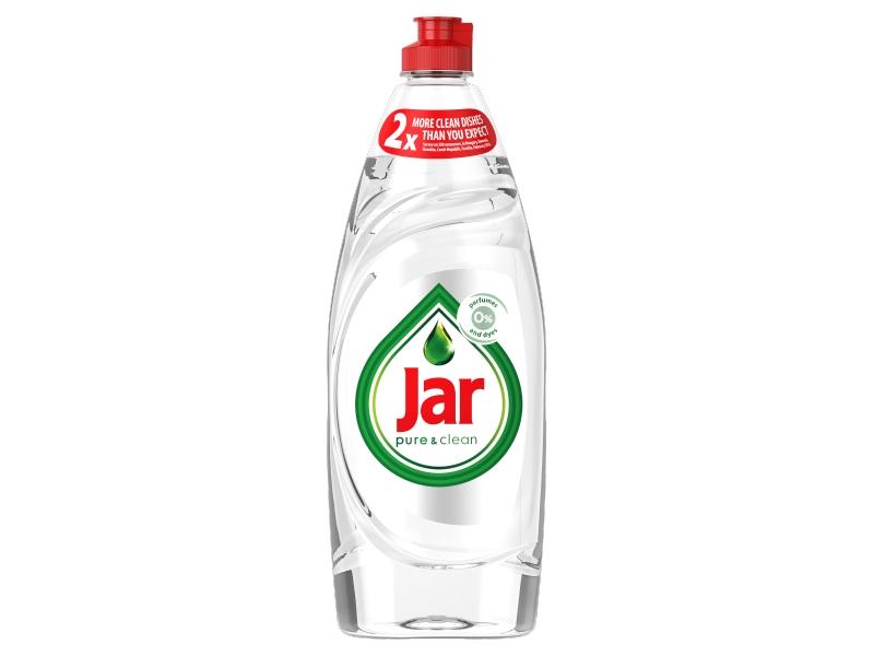 Jar Pure & Clean Prostředek Na Nádobí 650ml