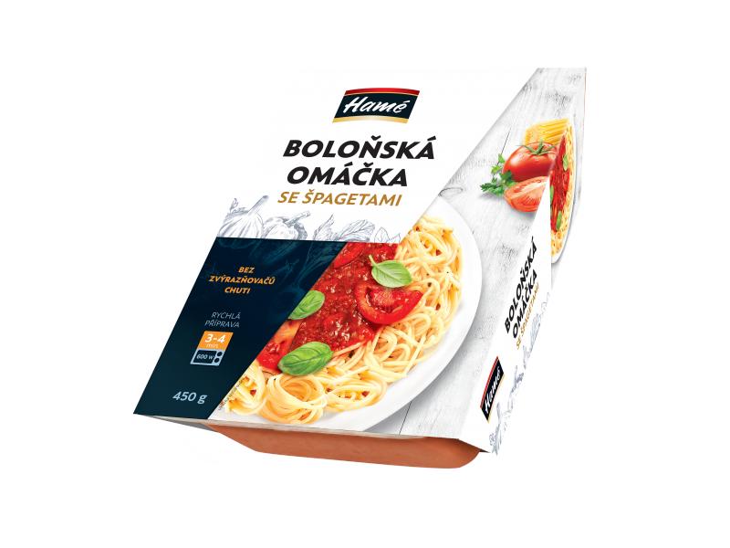 Hamé Špagety s boloňskou omáčkou 450g