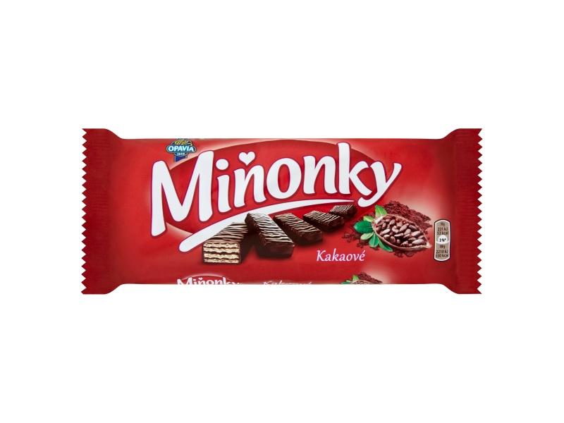 Opavia Miňonky kakaové 50g