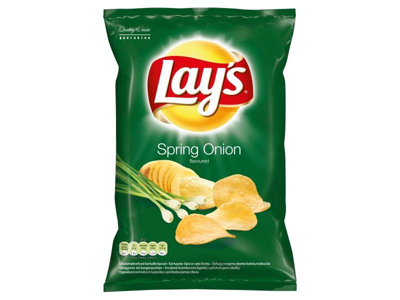 Lay´s Chipsy s příchutí jarní cibulky 60g