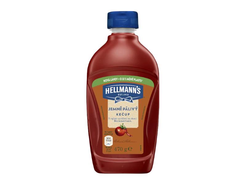 Hellmann´s Kečup jemně pálivý 470g