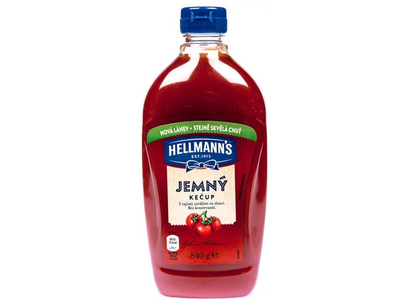 Hellmann´s Kečup jemný 840g