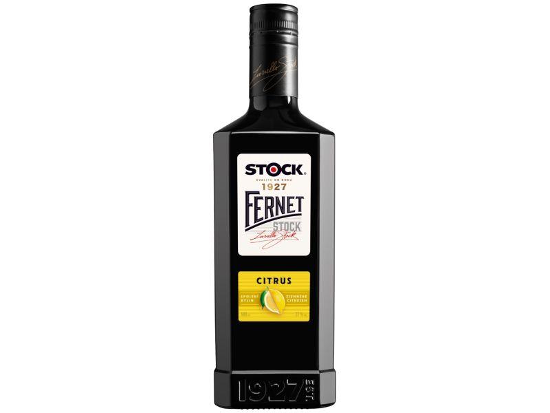 Fernet Stock Citrus 27% 500ml