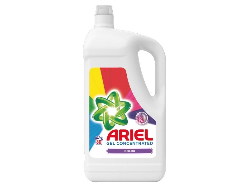 Ariel Color Tekutý Prací Prostředek 4,4l, 80 Praní
