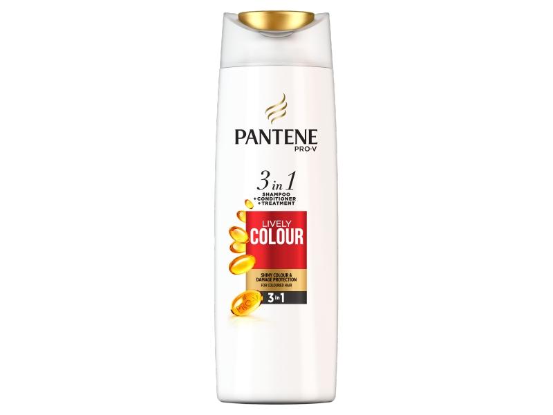 Pantene Pro-V Lively Colour 3v1 Šampon, Balzám a Maska 360ml