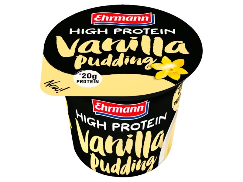 Ehrmann High Protein Puding vanilka 200g