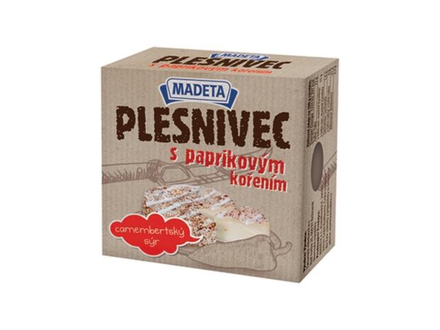 Madeta Plesnivec s paprikovým kořením 80g