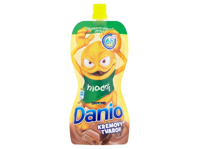 Danone Danio Kapsička Krémový tvaroh čokoládovo-oříšková příchuť 130g