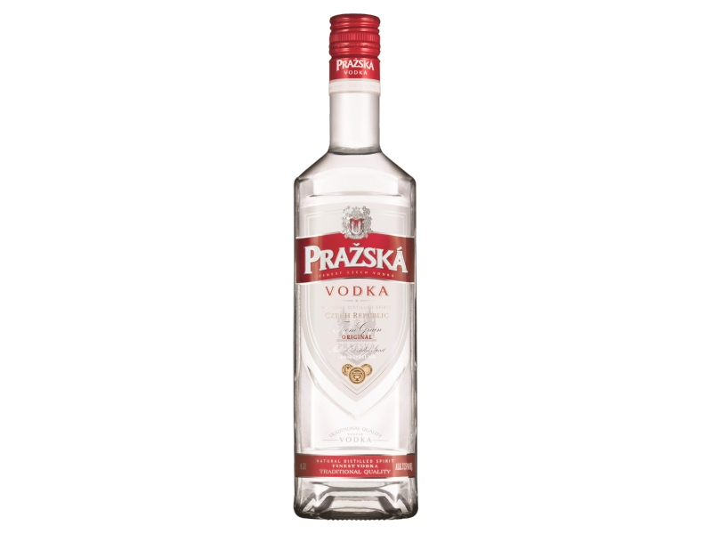 Pražská Original vodka 37,5% 0,5l