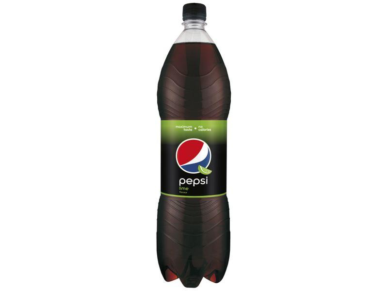 Pepsi Lime bez cukru 1,5l
