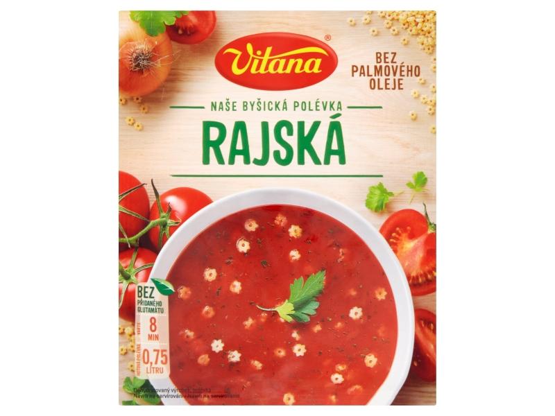 Vitana Naše byšická polévka Rajská 76g