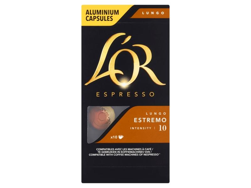 L'OR ESTREMO Nespresso kapsle 10 ks
