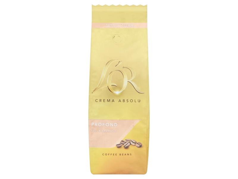 L'OR PROFOND zrnková káva 500g