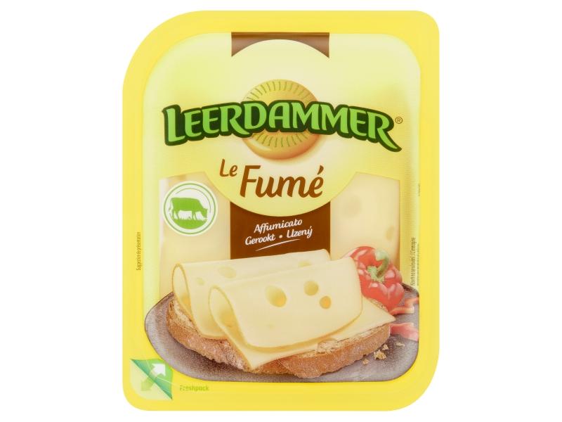 Leerdammer Uzený plátky 100g