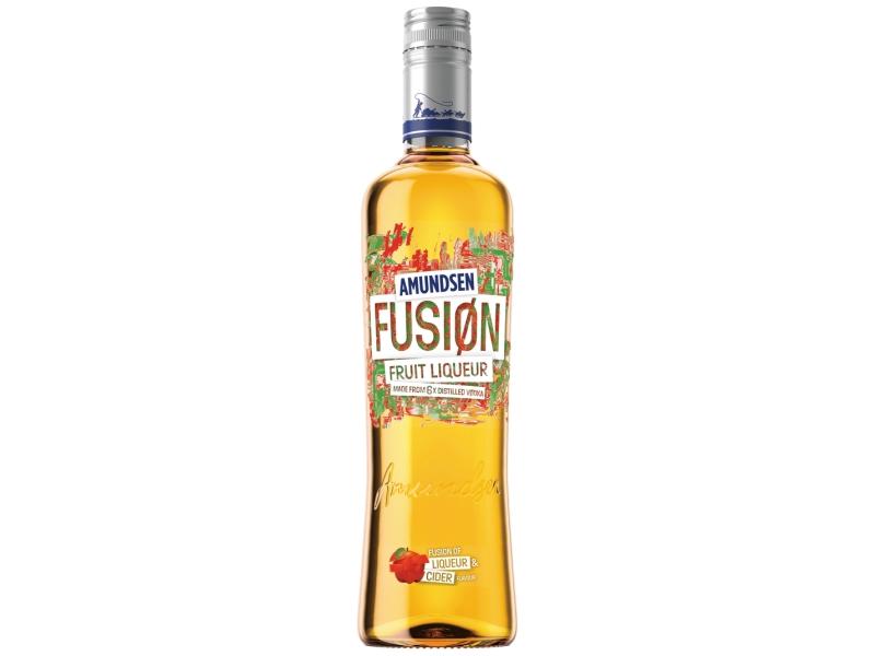 Amundsen Fusion Cider ovocný líkér 15% 0,5l