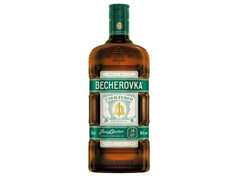 Becherovka Unfiltered 38% 500ml