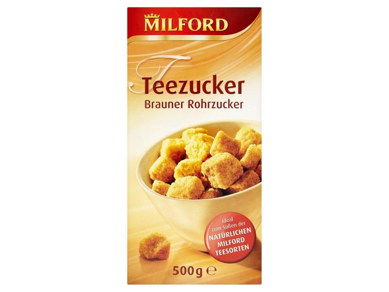 Milford Přírodní třtinový cukr kostky 500g
