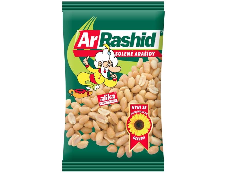 Ar. Rashid Arašídy pražené solené 500g