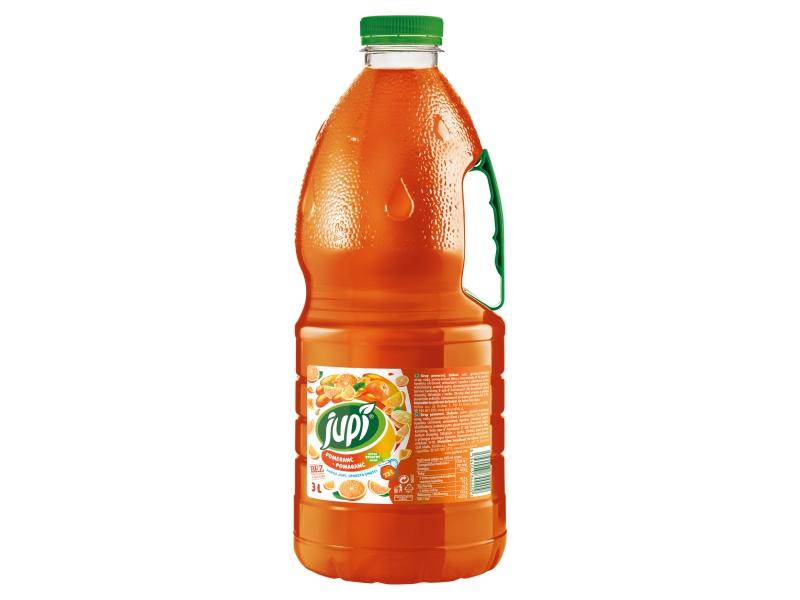 Jupí Sirup Pomeranč 3l