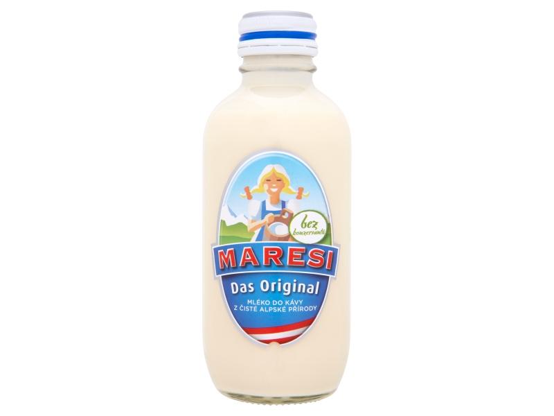 Maresi Zahuštěné neslazené mléko 500ml