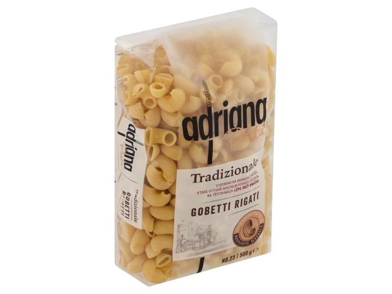Adriana Tradizionale Gobetti Rigati těstoviny semolinové 500g
